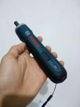 Destornillador inalambrico Bosch 3.6 V nuevo Original