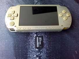 Playstation Portable Dorado