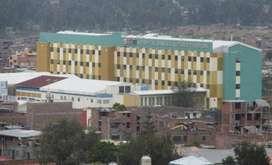 ALQUILER DE CUARTO , HABITACION  AL FRENTE DEL HOSPITAL CARRION