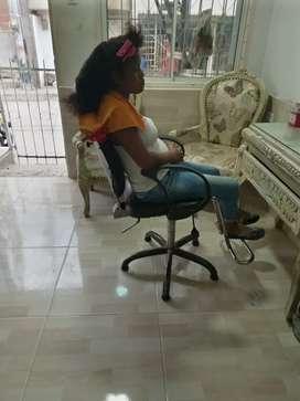 Silla de manicure