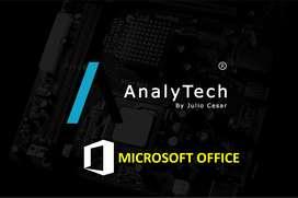 Instalación Microsoft Office con Licencia (Cualquier versión) | AnalyTech.