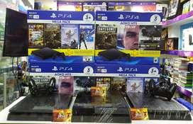 PS4 usadas con garantía