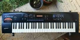 Teclado Sintetizador Roland Juno D