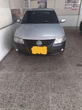 Se vende vehículo Volkswagen gol modelo 2007