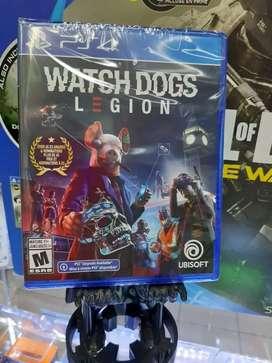 Watch dog legión