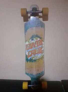 Tabla longboard Santa Cruz