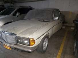 Mercedes 250 modelo 80