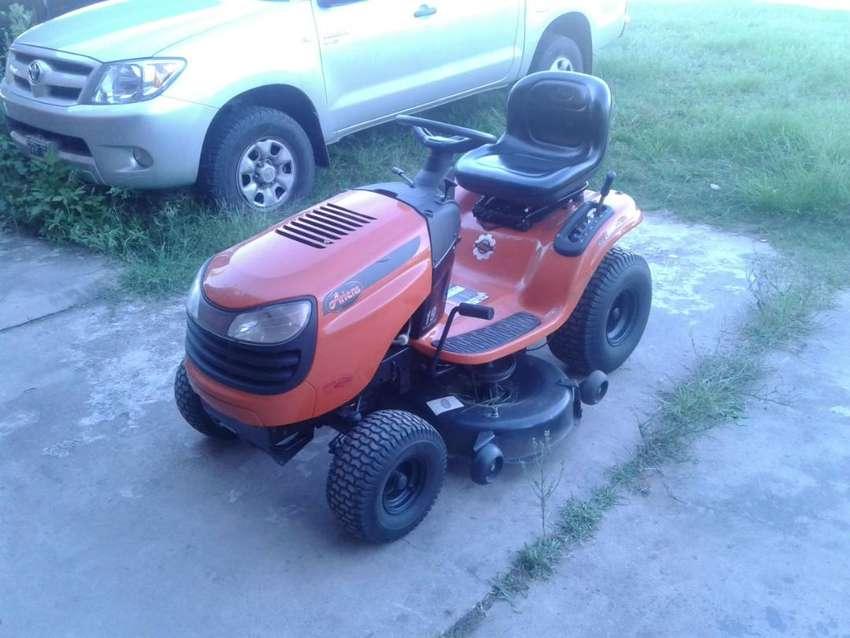 Mini Tractor Corta Cesped 0