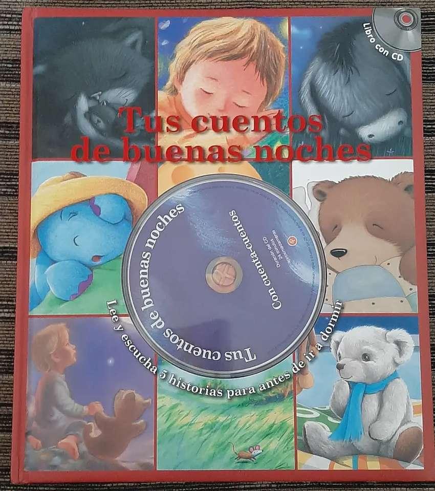 Libro de cuentos con CD 0