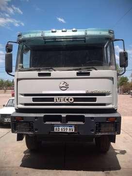 Iveco Euro Trakker 400 4x4 Pedazo