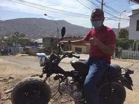"Moto ""CYCLER"""