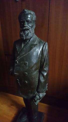 Nicolas de Pierola Estatua 98 Cm