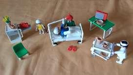 Playmobil - Sala De Hospital 3495