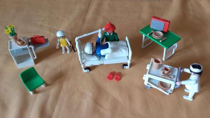 Playmobil - Sala De Hospital 3495 0