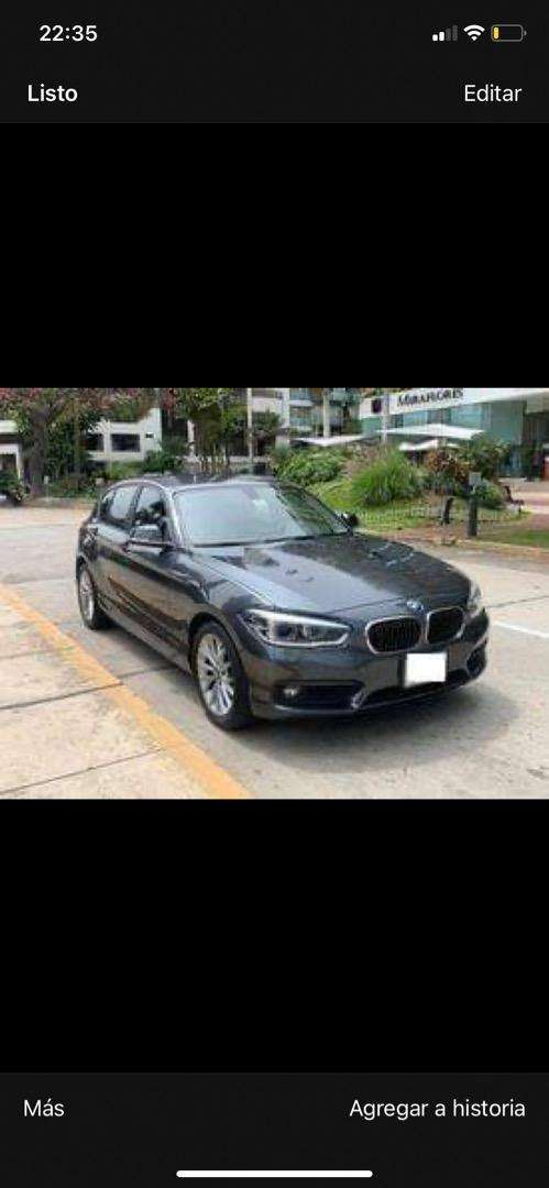 Bmw 118i impecable