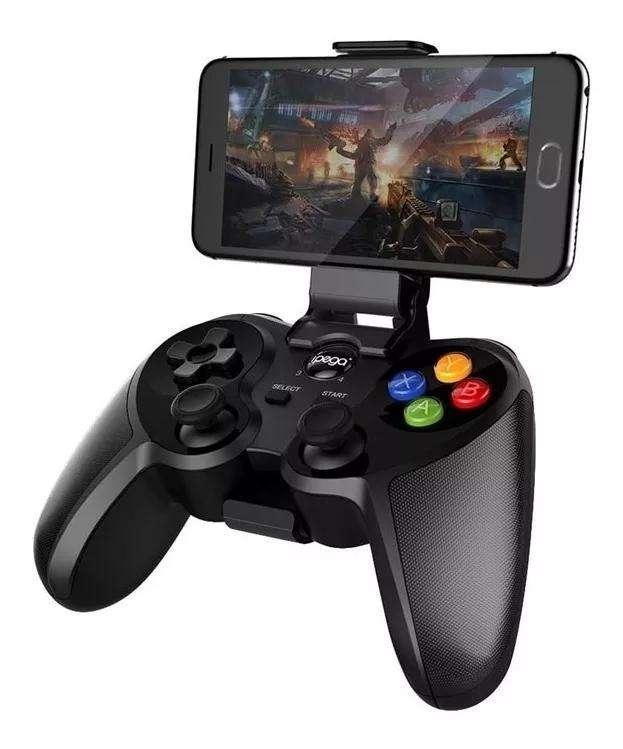 Control Gamer Bluetooth Ipega 9078 Celular Android Inalambri 0