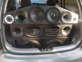 Audio para auto completo