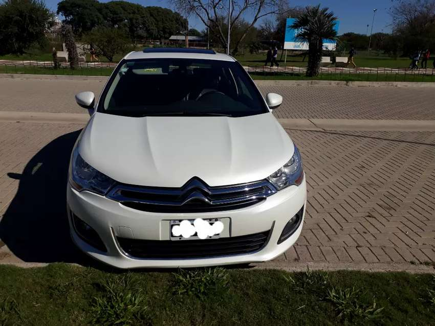 Citroen c4 lounge tendece pack 2.0 0