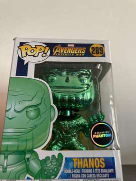 Pop Avengers de Colección Unico de Thanos