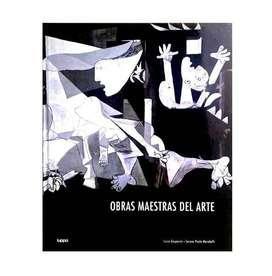 OBRAS MAESTRAS DEL ARTE - Libro Gigante de Colección - GASPARINI y MARABELLI