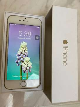 Se vende Iphone 6 Gold 16 GB en caja original