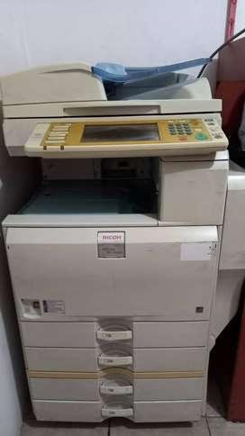 fotocopiadora escaner a color