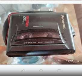 Wolkman y cassette