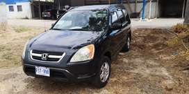 SE VENDE CR-V 4x4 EN PERFECTO ESTADO