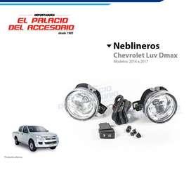 Neblinero Chevrolet Luv Dmax Rt50 2014, 2015, 2016, 2017