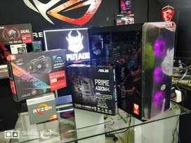 Pc Gamer Ryzen 2200g Tarjeta de Video Rx