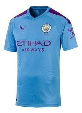 Camiseta Manchester City Puma 2019 / 2020