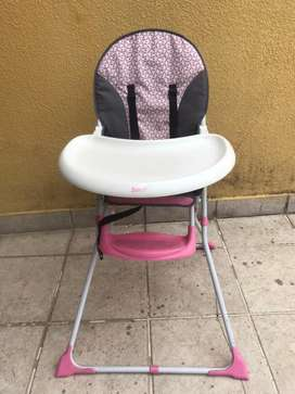 Silla para comer de bebé marca born