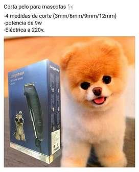 Maquina Peluquera para Tus Mascotas