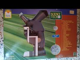 Microscopio dos vias set