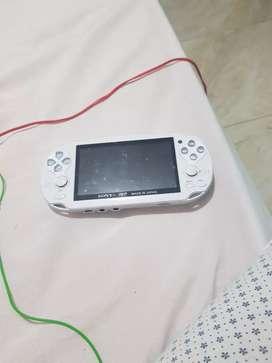 PSP sony color blanco