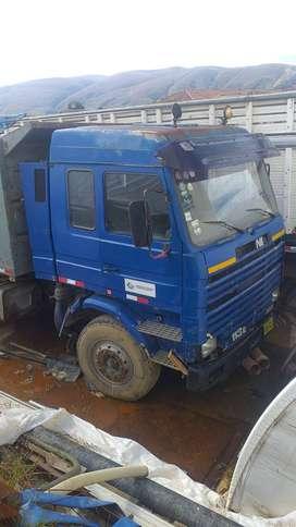 Vendo volqueta Scania año 1995