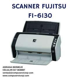 SCANNER FUJITSU FI-6130 USADO