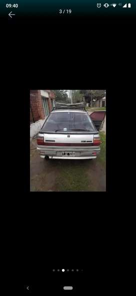 Renault r11 GNC  full mod92