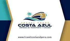 Travel Tours Costa Azul E.I.R.L