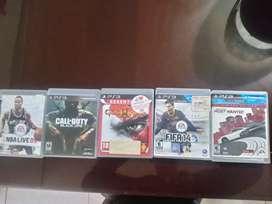 5 videojuegos de ps3