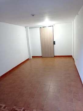 Se alquila apartaestudio en Villanueva