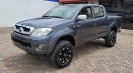 Toyota Hilux 2009 4x4 turbo Diesel
