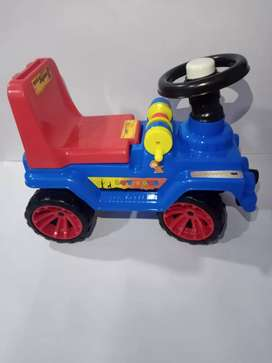 Carro grúa MONTABLE para Niños