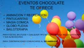 Eventos chocolate