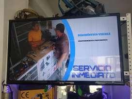 Se vende TV  LED 32 LG, excelente estado .