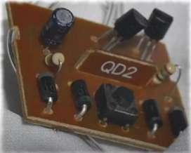 Circuito secuenciador LED 5 x $6000