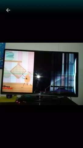 Vendo televisor a reparar o para repuesto