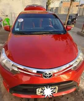 Toyota yaris 2014 como nuevo a gas