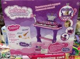 Tocador  piano para niñas