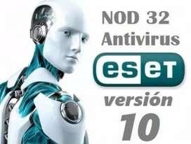 Antivirus Original Nod 32 60 Soles